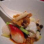 中国料理 桃花樓 - 海の幸おこげ