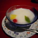 中国料理 桃花樓 - 杏仁豆腐