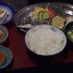 かっぱ亭 - 焼魚定食