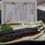 かっぱ亭 - ムツゴロウの蒲焼き