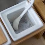 うどん屋 基蔵 - 藻鹽(もしほ)