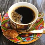 シャポン - コーヒー