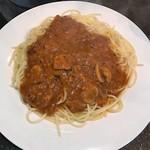 わでぃはるふぁ - ミートソーススパゲッティ