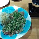 炭火やきとり 和食処 沙介 - 日本酒とレバーのハーモニー…