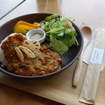 62429011 - 野菜たっぷりキーマカレー(\602税抜き)