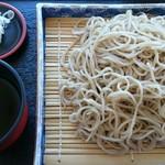 蕎匠 櫻花 - 料理写真:もり蕎麦。
