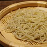 日本橋 蕎ノ字 - 蕎麦
