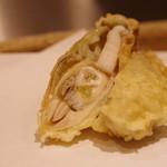 日本橋 蕎ノ字 - 牡蠣