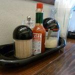 あんかけ堂 - 2010/12 調味料など