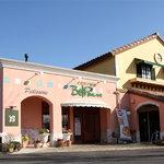 イタリア厨房 ベルパエーゼ - ファミレスのような外観だと思ったら、ファミレスでした。2010年12月撮影。