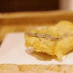 日本橋 蕎ノ字 - 太刀魚