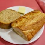 レストラン クレール - ランチのパン