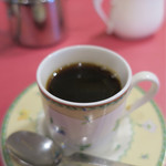 レストラン クレール - ランチのコーヒー