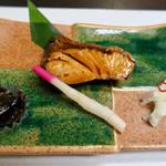 和食処 こばやし - 焼肴(ブリの照り焼き)