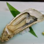 和食処 こばやし - 酢の物(生牡蠣)