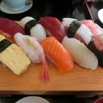 幸寿司 - 握り