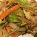 やよい軒 - 肉野菜炒め