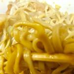 自家製ラーメン大者 - 麺リフト【料理】