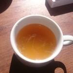 イタリアンバルパステル - コンソメスープ