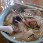 福屋 - サンマー麵