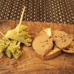 62442129 - タパス:ロマネスコのピクルス/鶏レバーのペースト
