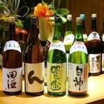 栄寿し - 日本酒