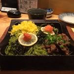 魚河岸酒場 FUKU浜金 - 瓦そば