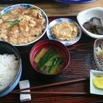 喫茶&お食事 セカンド - 料理写真:ランチA  680円