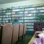 喫茶&お食事 セカンド - 漫画の蔵書数は市内有数でしょう