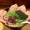 九州一番 - 料理写真:チャーシュー麺(1102円)