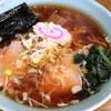 手打中華たきざわ - 料理写真:手打中華(醤油)¥700