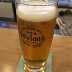 かふぇ&ばるDouchi - オリオンビール