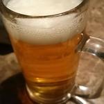 62451100 - 生ビールで乾杯(^-^)/