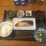 ふじ波 - おまかせランチ、900円