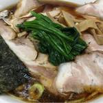 中華料理 天王 - 料理写真:生姜醤油チャーシュー麺(750円)