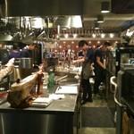 PEP spanish bar -