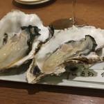 BISTRO KOUZO - 生牡蠣 一個 630円