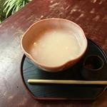 古桑庵 - 甘酒