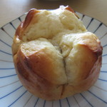 フクロウパン - レーズンくるみパン