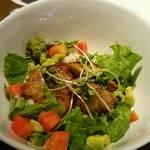 ハーバーカフェオールデイダイニング - ライスプレート  お野菜もしっかりいただけます