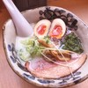 らーめん 砦 - 料理写真:とりで+燻玉