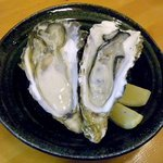 あじ彩 - あじ彩 「生牡蠣」