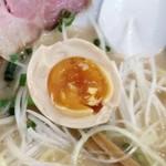 麺バル 3×3 - 味玉