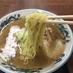 東京庵 - 料理写真:塩ラーメン580