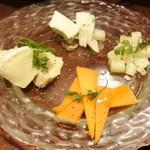 62463443 - 4種チーズの盛り合せ
