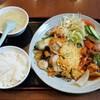 かどや飯店 - 料理写真:中華ランチ1200円