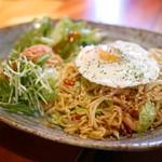 matatabi+ - 料理写真:matatabi風 パッタイプレートset¥700