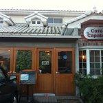 Cafe Capable - 外観