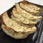 あかつき - コラボの 味の匠餃子 ¥350