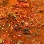 curry&cafe Warung - トリッパ=ハチノス